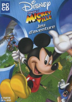 Panique à Mickey Ville sur PC