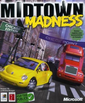 Midtown Madness sur PC