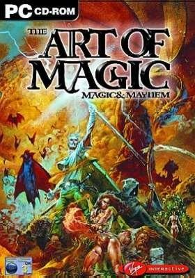 Magic and Mayhem : The Art of Magic