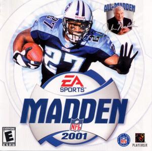 Madden NFL 2001 sur PC