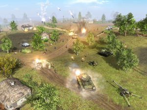 GC 2008 : Des images et une vidéo de Men of War