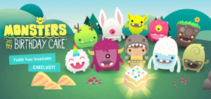 Jaquette de Monsters Ate my Birthday Cake sur Android