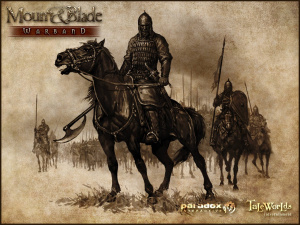 GC 2009 : Images de Mount & Blade : Warband
