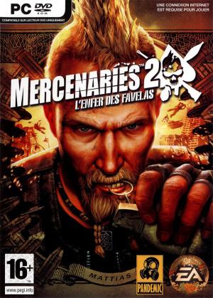 Mercenaries 2 : L'Enfer des Favelas sur PC
