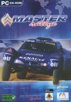 Master Rallye sur PC