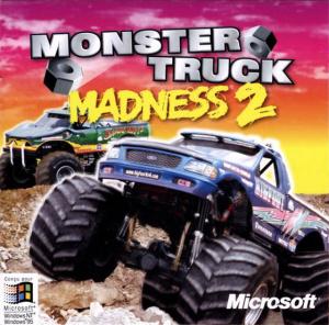 monster truck madness 2 sur pc. Black Bedroom Furniture Sets. Home Design Ideas