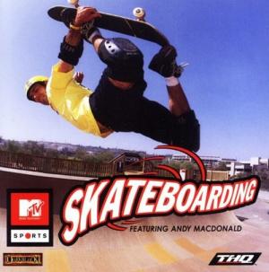 MTV Sports Skateboarding sur PC