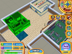 Images : Mall Tycoon 3 fait son shopping