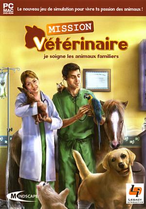 Mission Vétérinaire : Je Soigne les Animaux Familiers