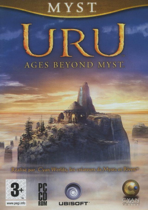 Uru : Ages beyond Myst sur PC
