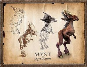 Myst 4 : la révélation d'Ubi Soft