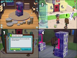 Images de MySims sur PC