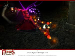 Le Pyromancien de Mythos