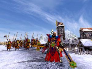 Présentation : Mythic Wars se déclare