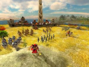 Images : Mythic Fantasy Wars de légende