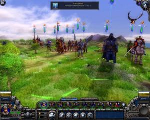 Fantasy Wars : les humains
