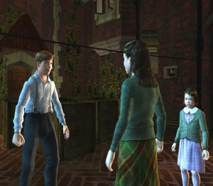 Narnia : images PC, PS2 et DS