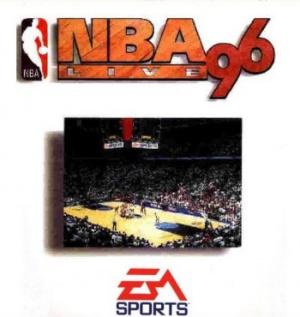 NBA Live 96 sur PC
