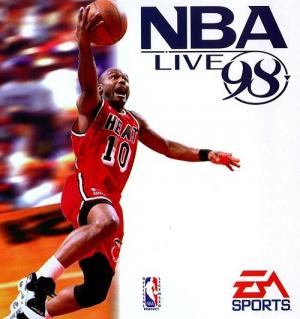 NBA Live 98 sur PC