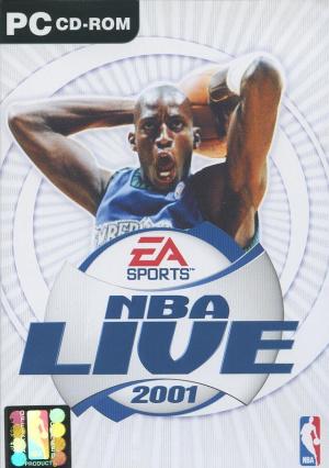 NBA Live 2001 sur PC
