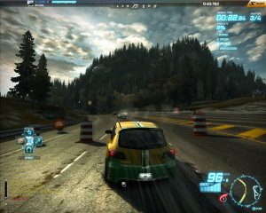 Need for Speed World : 1 million de joueurs