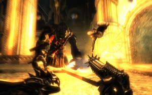 GC 2008 : Images de Necrovision