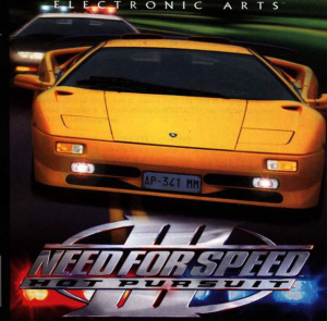 Need for Speed III : Hot Pursuit sur PC