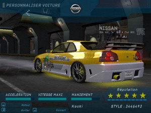 Le tuning Jeuxvideo.com