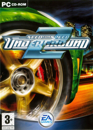 Need for Speed Underground 2 sur PC