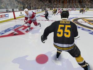 NHL 2005 passe le palet