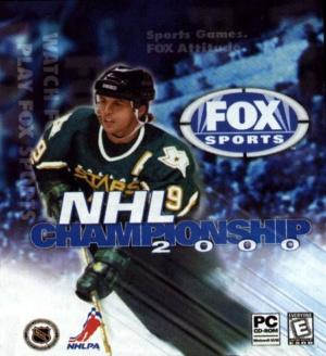 NHL Championship 2000