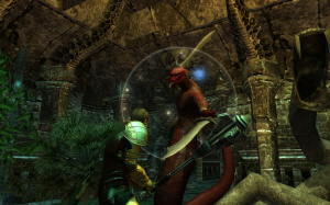 Neverwinter Nights 2 : Storm of Zehir est gold