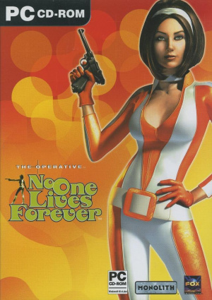 No One Lives Forever sur PC