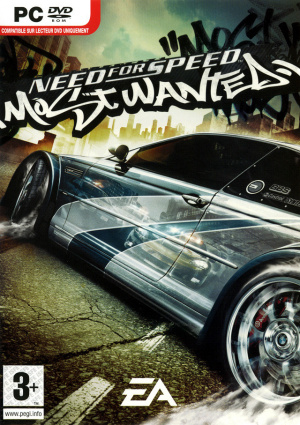 Need for Speed : Most Wanted sur PC