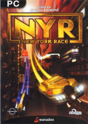 NYR : New York Race sur PC