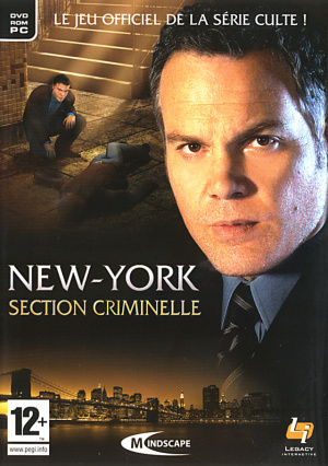 New-York : Section Criminelle sur PC
