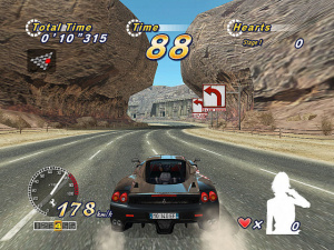 Images : OutRun Coast To Coast gold sur PC