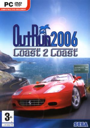 outrun 2006 coast 2 coast sur pc. Black Bedroom Furniture Sets. Home Design Ideas