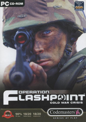Operation Flashpoint : Cold War Crisis sur PC