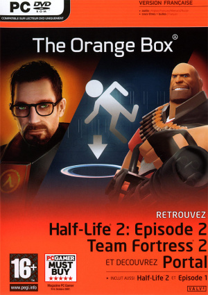 The Orange Box sur PC