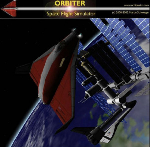 Orbiter : Space Flight Simulator sur PC