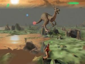 Outcast Reboot HD dévoile un peu de gameplay