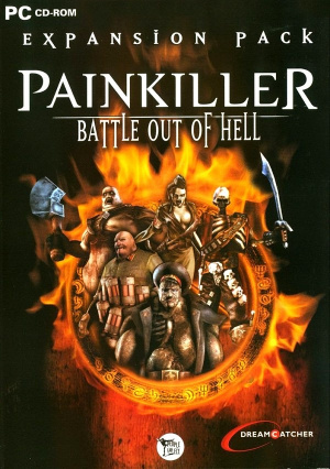Painkiller : Battle out of Hell sur PC