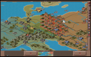 Images de Strategic Command 2 : Patton Drives East
