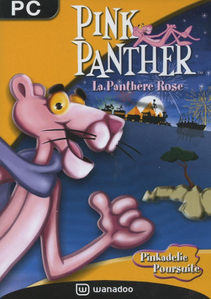 Pink Panther : Pinkadelic Pursuit