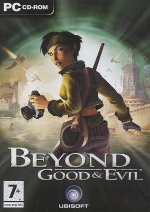 Beyond Good & Evil sur PC