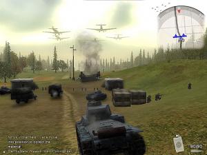 Panzer Elite : des chars comme s'il en pleuvait
