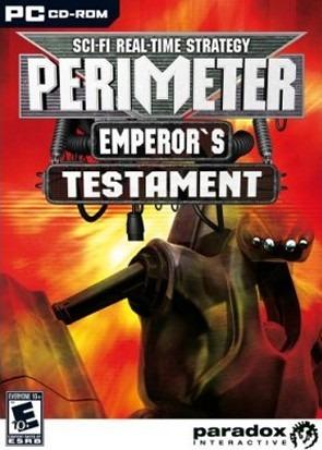 Perimeter : Emperor's Testament sur PC