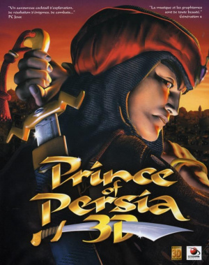 Prince of Persia 3D sur PC