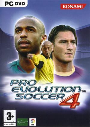 Pro Evolution Soccer 4 sur PC